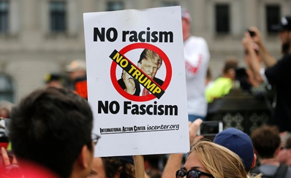 Расизм против белых в Университете Париж-8