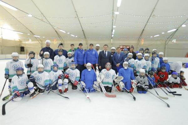 В Узбекистане создана Федерация хоккея