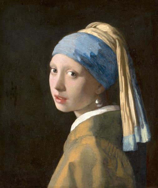 Ученые исследовали картину Яна Вермеера «Девушка с жемчужной сережкой». Пигмент для красок картины, получаемый из лазурита, добывали в Средней Азии