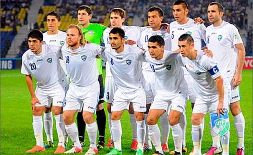 Сборная Узбекистана по футболу сохраняет свои позиции в рейтинге ФИФА