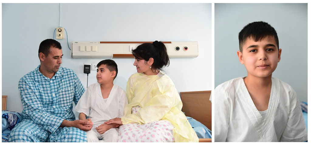 В Ташкенте успешно пересадили почку 14-летнему пациенту