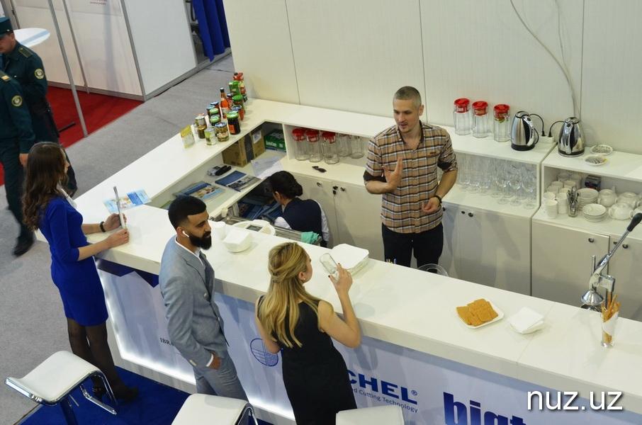 Квас не «Кола», пей «Николу»: оригинальные слоганы, ароматы Франции и натуральные продукты на выставке World Food Uzbekistan 2018