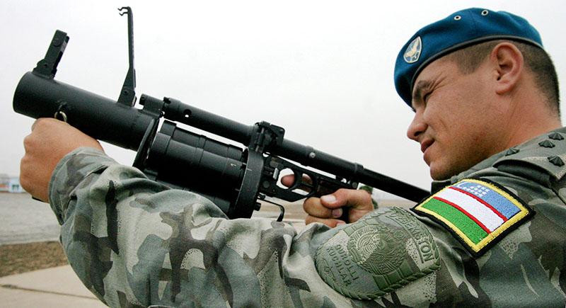 Армия Узбекистана поднялась на 9 позиций в рейтинге самых сильных армий мира