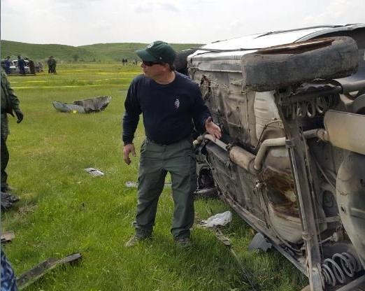 Агенты ФБР обучают специалистов взрывного дела Узбекистана