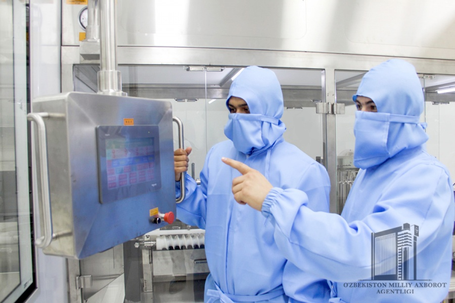 В Узбекистане налажено производство инсулина