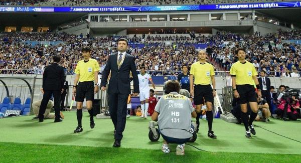 К команде Чемпионата мира по футболу присоединился комиссар из Узбекистана
