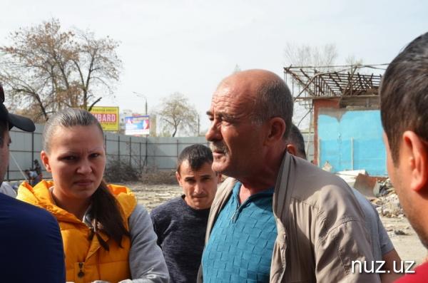 Неудобный базар: торговцев Сергелийской ярмарки пытаются оставить без бизнеса, земли и компенсации