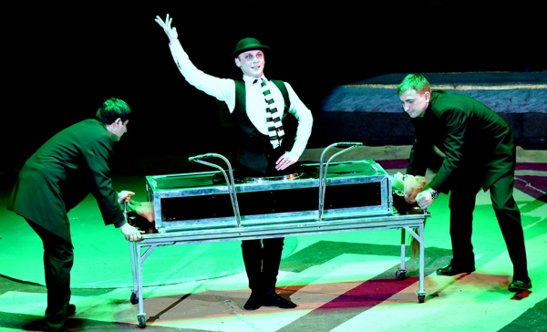 В столице выступит московский цирк Carnelly