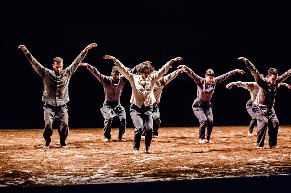 На сцене ГАБТа выступят исполнители современного танца Vertigo