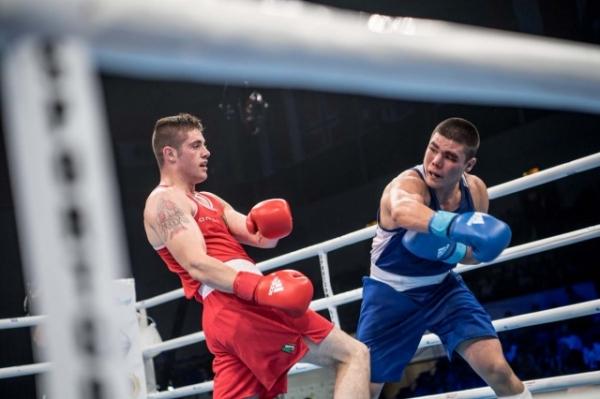 Uzbek Tigers вышли в плей-офф, победив венесуэльских боксеров
