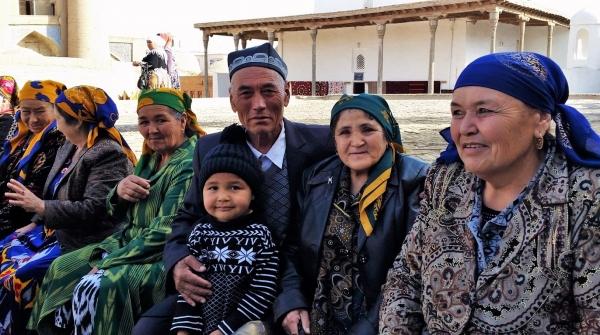 Численность населения Узбекистана приближается к 33 миллионам