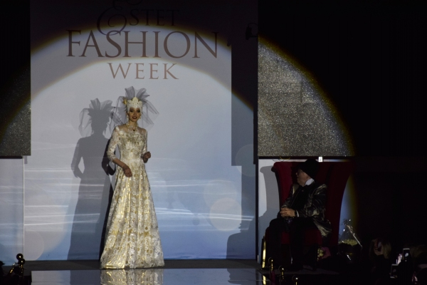 Открытие Estet Fashion Week в Москве