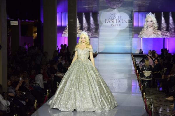 Открытие Estet Fashion Week в Москве