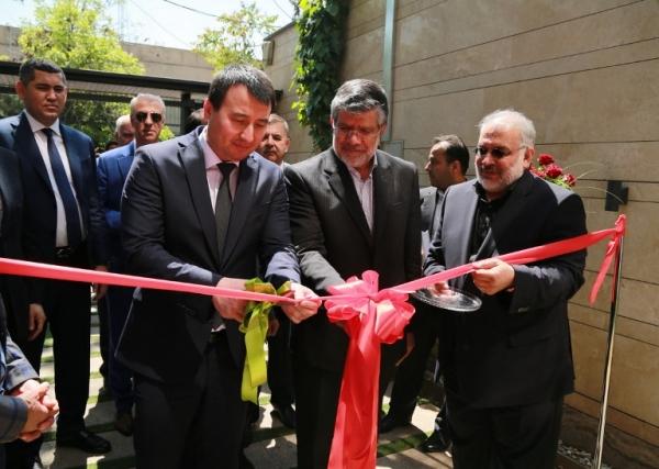 В Тегеране открыли узбекско-иранский торговый дом