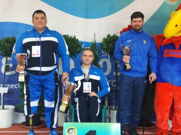 Стрелки-паралимпийцы завоевали «золото» и «серебро» Гран-при в Польше
