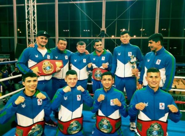 На турнире во Франции узбекские боксеры победили в общекомандном зачете