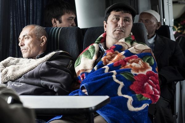 В 2017 году на заработки в Россию отправились 1,8 миллиона граждан Узбекистана