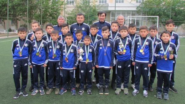 Юные самаркандские футболисты стали призерами международного турнира в Болгарии