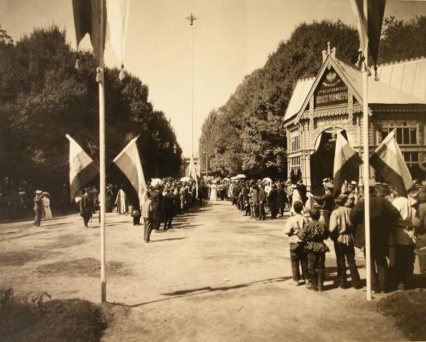 Ташкентское коммерческое училище. Часть третья