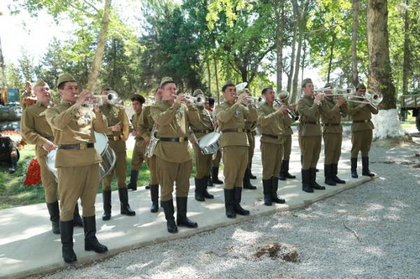 25 апреля в ташкентском метро будет выступать военный оркестр