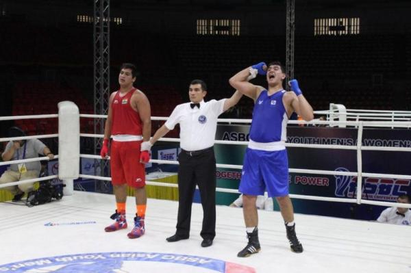Молодые боксеры привезли с чемпионата Азии восемь медалей