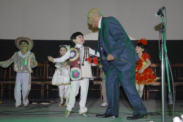 Легенда узбекского кино