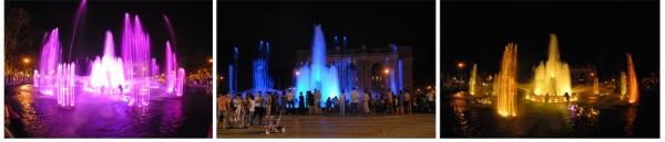 День фонтанов