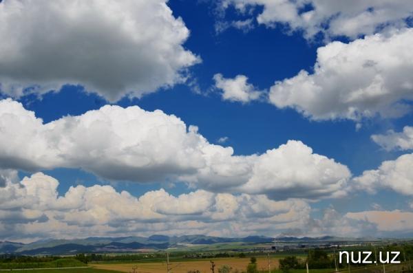 На Узбекистан надвигается непогода