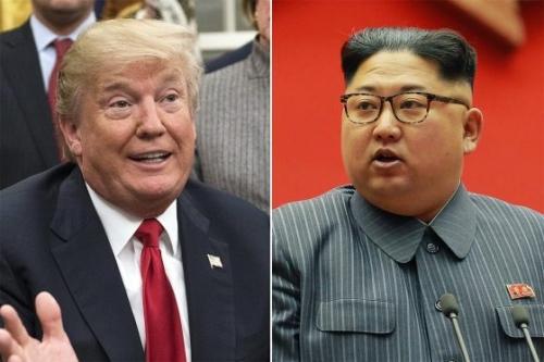 Дональд Трамп ва Ким Чен Ин Улан-Баторда учрашади