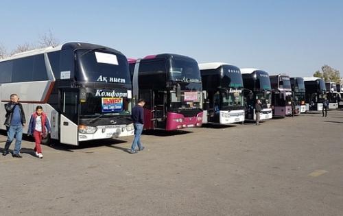 Между Ташкентом и Алматы запущен прямой автобусный рейс