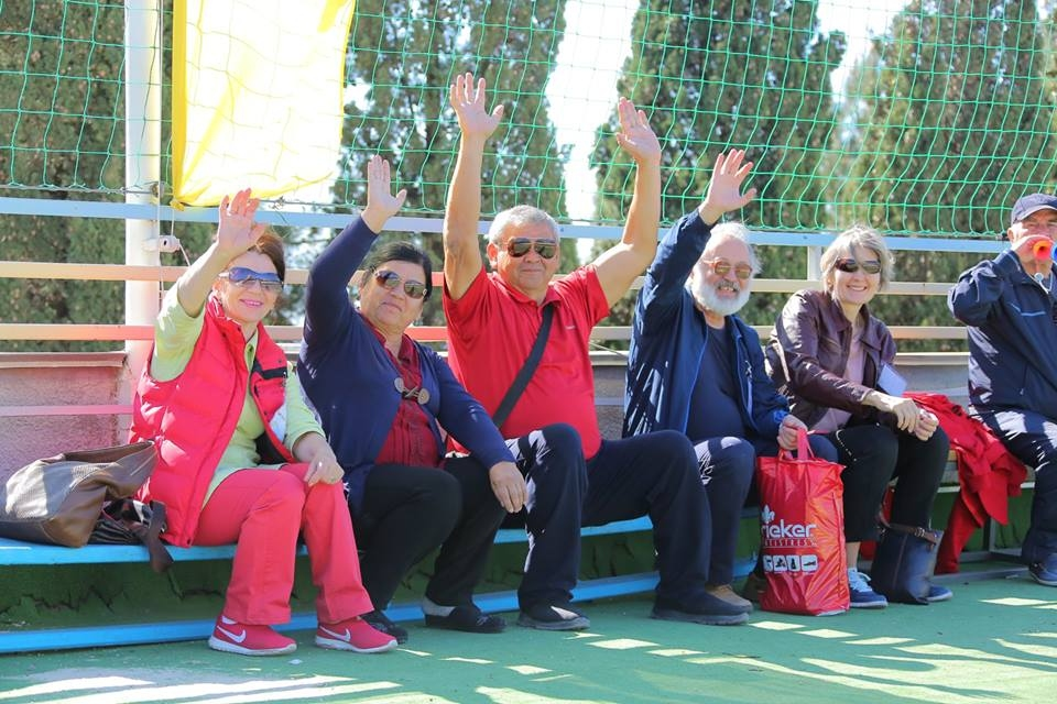 Ташкентский «Спартак» впервые участвует в футбольном турнире в «Артеке»