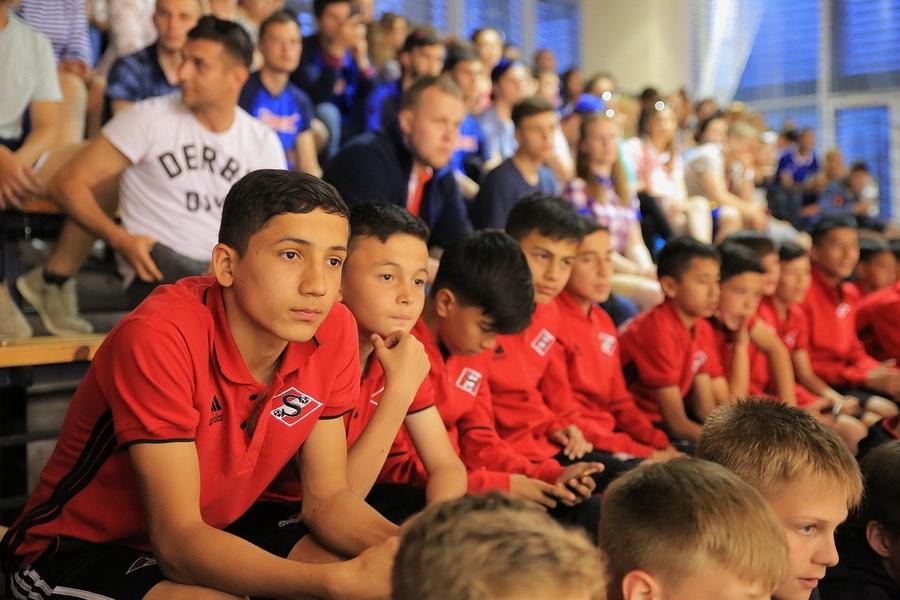 Юные футболисты ташкентского «Спартака» заняли 6 место в «Кубке Артека»