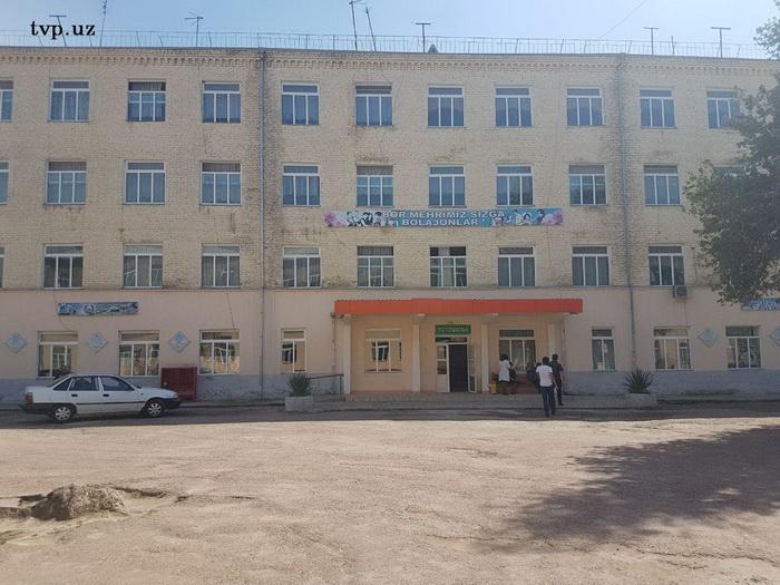Прокуратура Ташобласти выявила грубые нарушения прав детей в школе-интернате