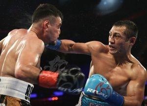Фазлиддин Гаибназаров стал первым боксером, отправившим в нокаут Хесуса Сильвейру (видео)