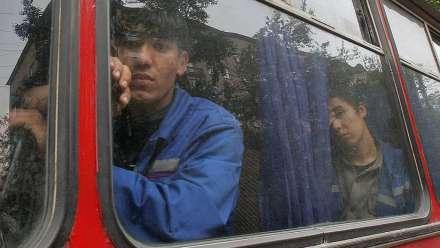 25 рабочих из Узбекистана нелегально въехали в Волгоградскую область