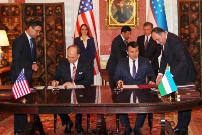 Итоги официального визита Президента Узбекистана в США