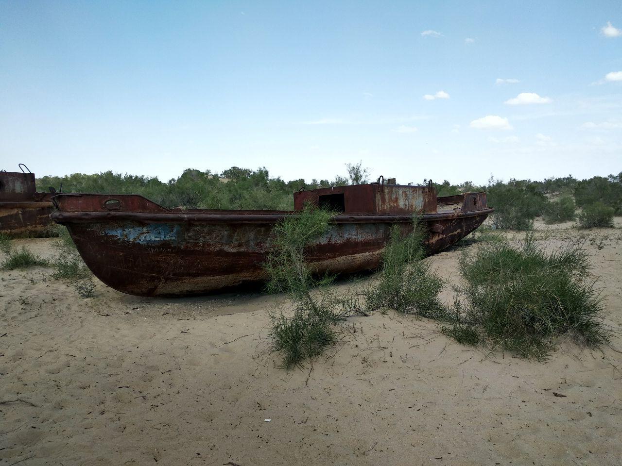 Аральское море: экологическое бедствие или повод отправиться в экстремальное путешествие?