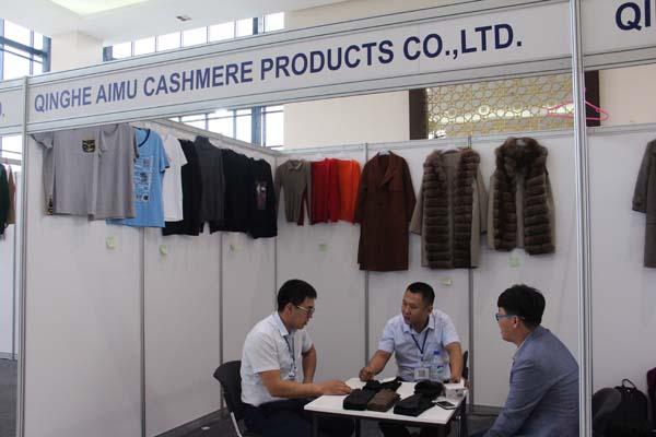 В Ташкенте проходит выставка китайских товаров