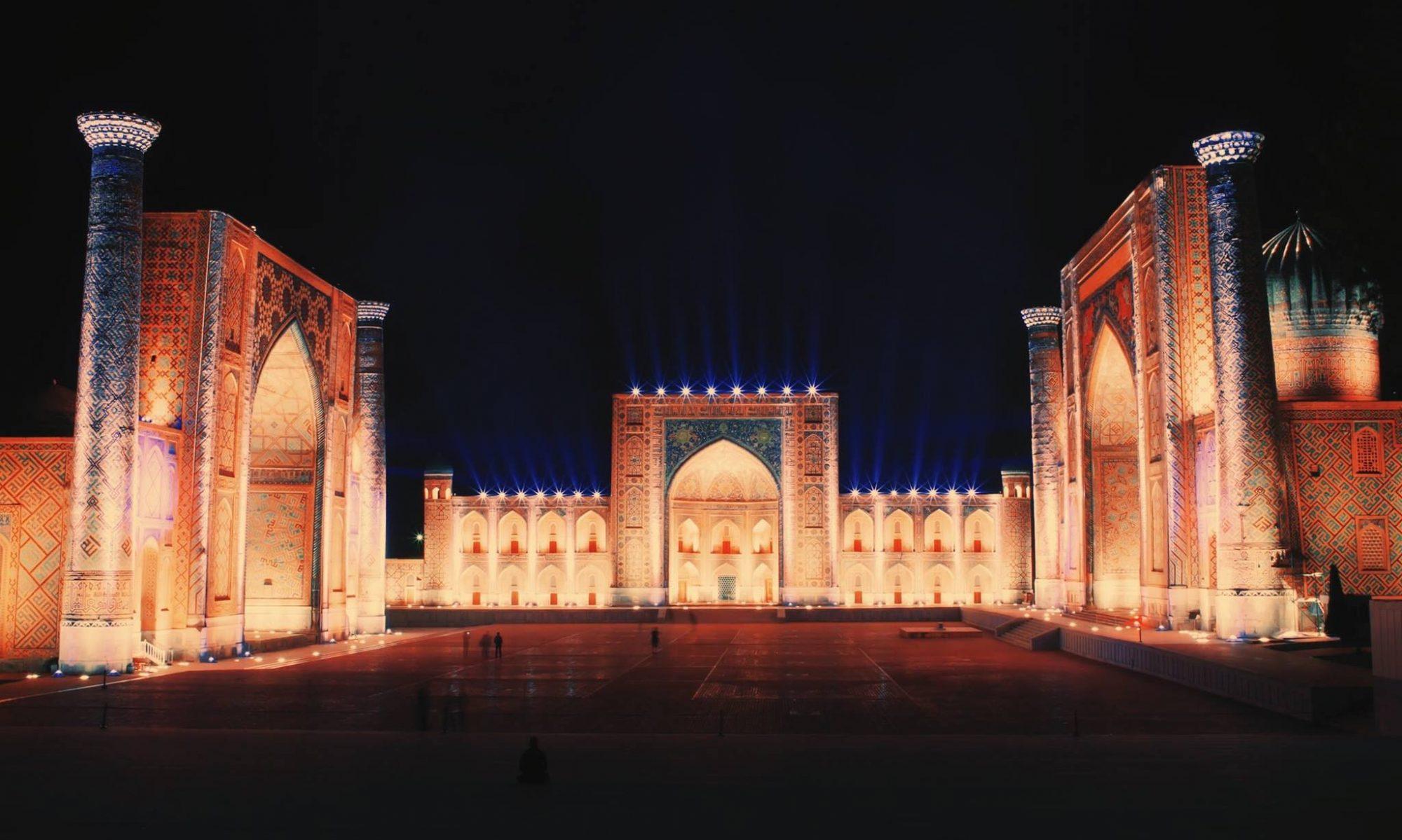 Узбекистан освободит иностранные кинокомпании от платы за съемку на объектах материального и культурного наследия