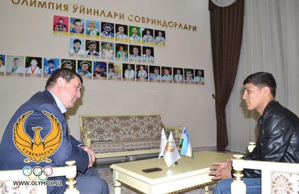 Шахрам Гиясов и Муроджон Ахмадалиев выступят за Узбекистан на Олимпиаде-2020 в Токио