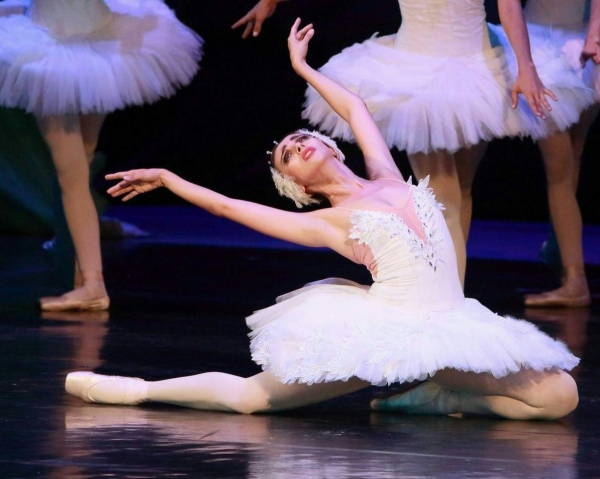 Впервые за годы независимости узбекские артисты балета выступили в Таджикистане