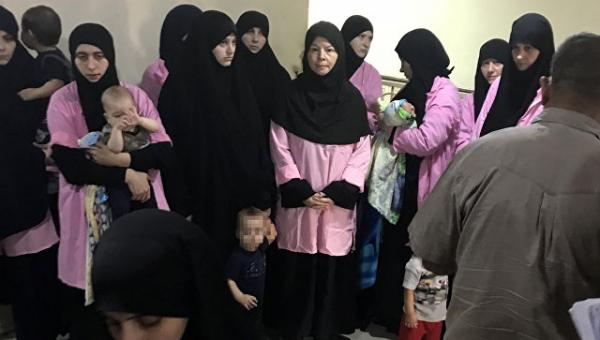 Гражданку Узбекистана приговорили к пожизненному заключению за связь с ИГИЛ