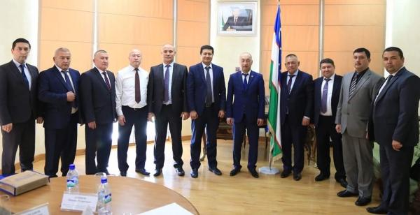 Представители узбекских диаспоральных организаций Российской Федерации посетили Узбекистан
