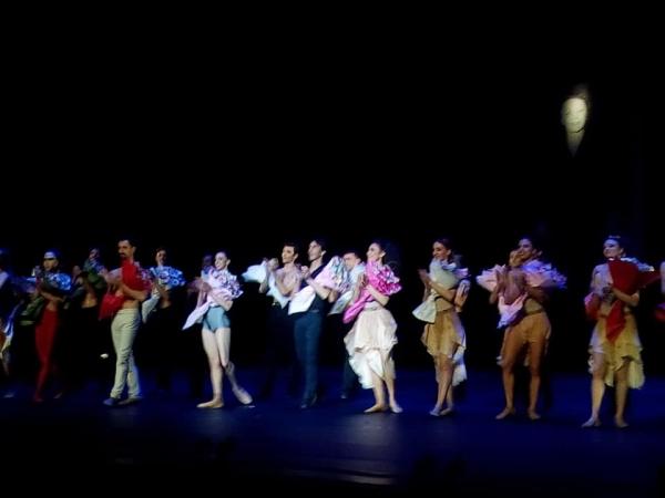 Béjart Ballet Lausanne  потряс Ташкент!