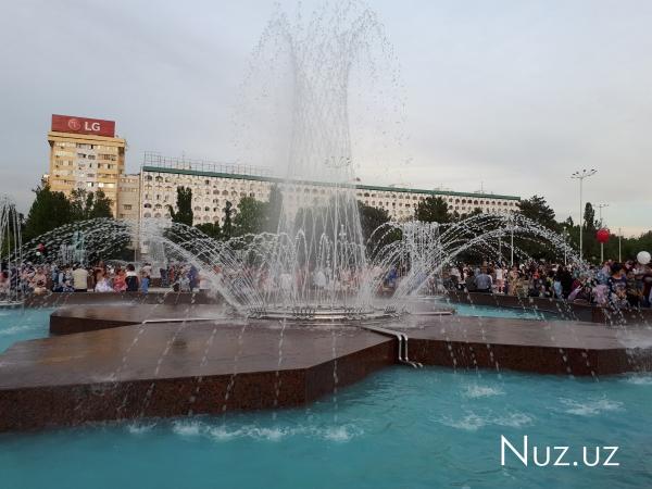 В столице открылась обновленная площадь Дружбы народов (фото, видео)