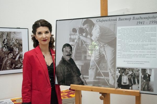 Выставка Виктора Сваричевского: фотолетопись 60-80-х годов