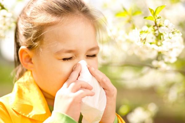 Дети до 18 лет будут обследованы для выявления аллергических заболеваний