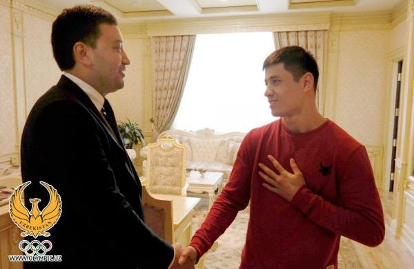Шохжахон Эргашев станет знаменосцем сборной Узбекистана на Азиатских играх-2018
