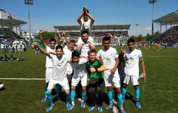 Сборная Узбекистана вышла в полуфинал Чемпионата мира среди воспитанников детских домов