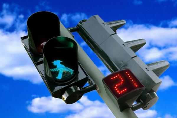 Запущена петиция об установке в республике светофоров с обратным отсчетом